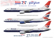 British Airways Boeing 757 Commemorati..