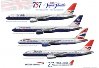 British Airways Boeing 757-236 Negus, ..
