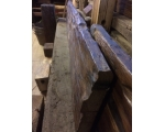 RECLAIMED EX-CANAL LOCK GATE TIMBER - THINNER PL..