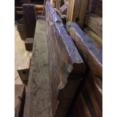 RECLAIMED EX-CANAL LOCK GATE TIMBER - THINNER PLANKS