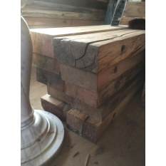 Reclaimed 17th Century Barn Timbers