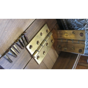 Reclaimed Solid Brass/ ..