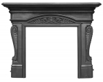 The Buckingham Cast Iron Surround
