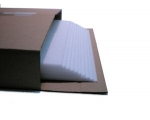 "3mm White Depron 10 sheets 13"" x 39"""