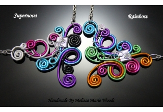 Whirling Winds Necklace
