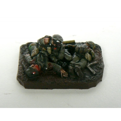 15mm WW2 German Casualties 18+