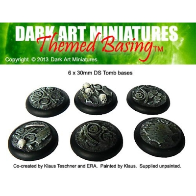 30mm DS Tomb bases