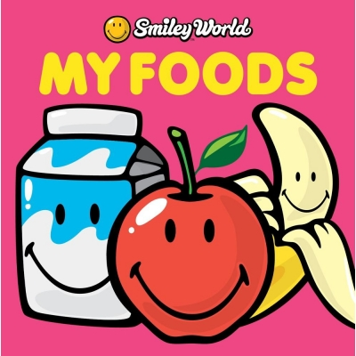 MY FOODS BOARD BOOK