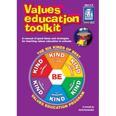 Values Education Toolkit Ages 6-8