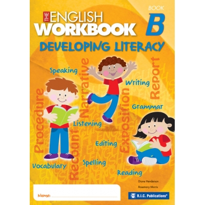 The English Workbook Book B Ages 7+