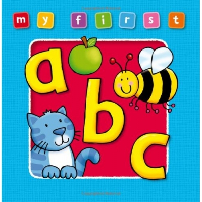 My First Standard: ABC Board Book