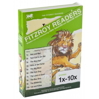 Fitzroy Readers 1X-10X