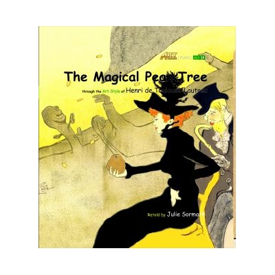Art Classic Stories Level 2 The Magical Pear Tree HC w/ CD..