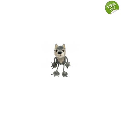 FINGER PUPPETS_ANIMALS: WOLF