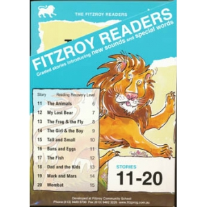 Fitzroy Readers 11-20