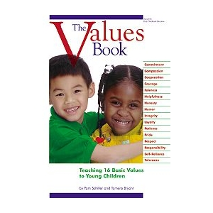The Values Book: Teachi..