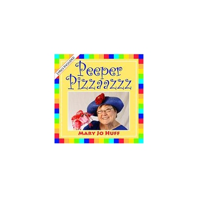 Peeper Pizzaazzz Audio CD
