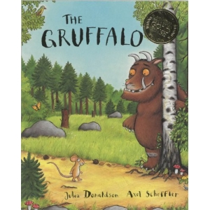 GRUFFALO, THE [JULIA DO..