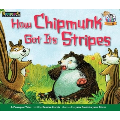 Jump Into Genre: How Chipmunk Got Its Stripes Volume 1 Gr 2