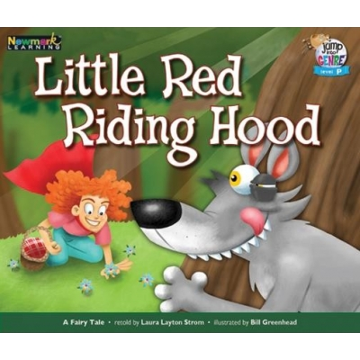 Jump Into Genre: Little Red Riding Hood Volume 2 Gr 3