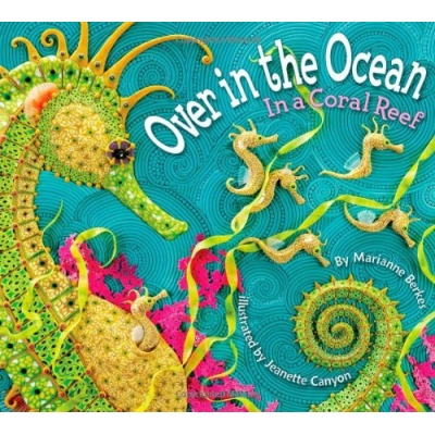 OVER IN THE OCEAN BOARD BOOK
