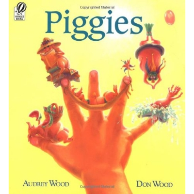 PIGGIES BOARD BOOK