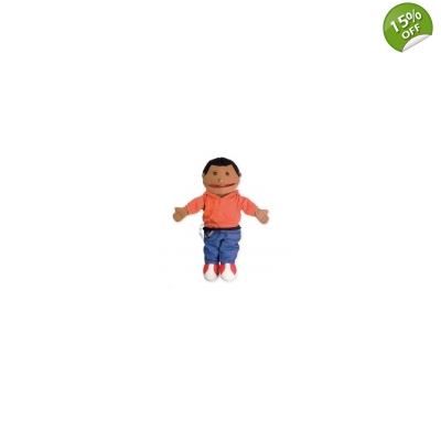 PUPPET BUDDIES: SMALL BOY_DARK SKIN_Limited Stock - Discon..
