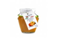 CALABRIAN ORGANIC CITRUS JAMS 350G JARS *82% FRUIT*  -UK Only-