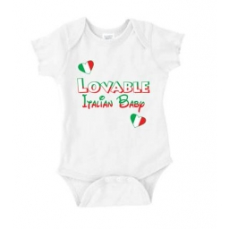 "Infant Onesie ""Loveable.."