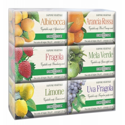 FRUIT SOAPS SET