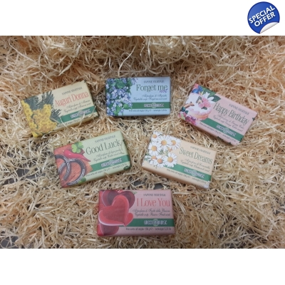 GP MESSAGE SOAPS