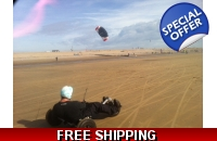 Kite Buggy Course for 4..