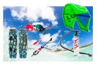 2015 Special Pacakage CrazyFly Sculp and Allround Board