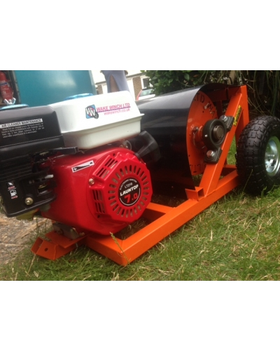 Orange Lazer Wake Winch Ltd