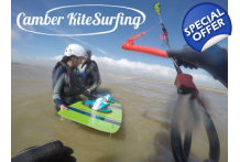 2 Day Kitesurfing Course for Beginners BKSA School