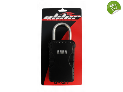 Key Safe with Combination Lock