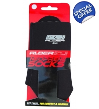 Alder 4mm Wetsuit Socks Ideal for Kitesurfing