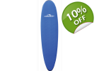 Alder Softboard - Ideal to learn to surf