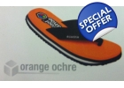 Cool Shoe Corporation Shot Orange Ochre