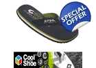 Cool Shoe Corporation Ombre Blue