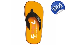 Cool Shoe Corporation Original Orange