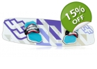 CrazyFly Girls Kiteboard 2013