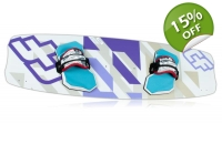 CrazyFly Girls Kiteboard ..