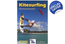 Kitesurfing - The Complete Guide Book by Ian Currer