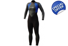 Alder Freeride Womens Winter Wetsuit 5/4/3mm