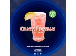 30ml Crazy Russian