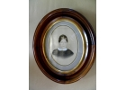 Victorian Portraits 1850's  Pair - One..