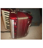 CASALI, VERONA 12 BASS CHILDRENS ACCORDION