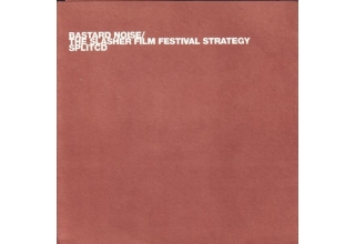 Bastard Noise /The Slasher Film Festival Strategy RARE Split CD