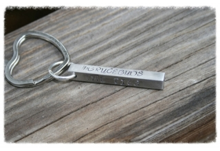 Brucebuds Key Ring